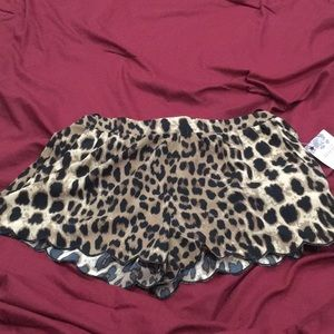 Cheetah Print Shorts!